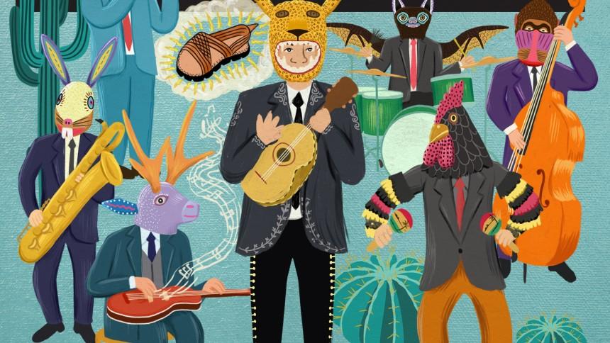 Arizonabandet tar tillbaka epitetet latinopop från smörsångarna