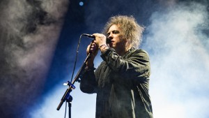 The Cure - Ericsson Globe, Stockholm, 161009