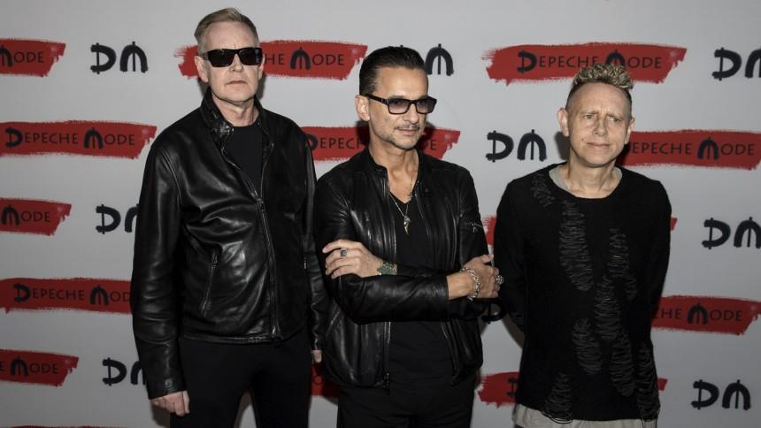 Depeche Modes fina gest till fansen