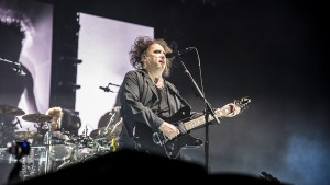 The Cure - Scandinavium, Göteborg, 161012
