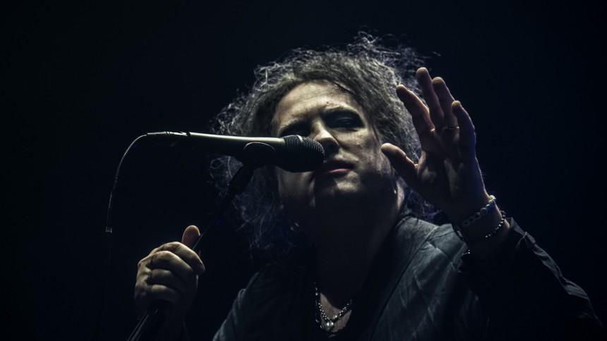 The Cure-ikonen släpper tung festival-line-up