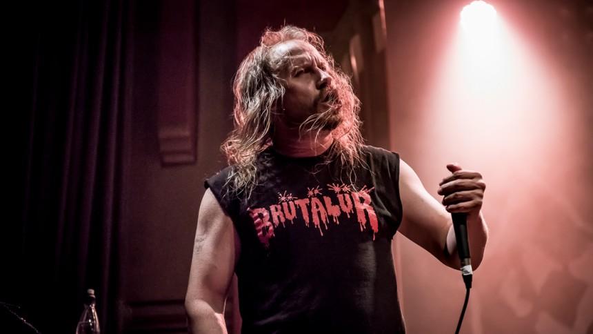 Entombed-sångaren L-G Petrov är död
