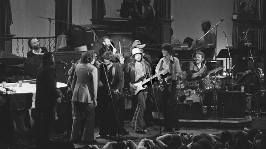Martin Scorsese gör ny dokumentär om The Band