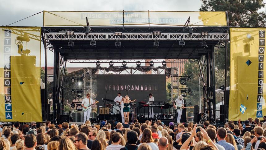 REPORTAGE & BILDSPECIAL: När en helsvensk festival intog Los Angeles
