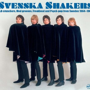 Diverse artister: Svenska Shakers