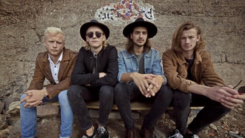 LÅTPREMIÄR: Maple & Rye behandlar bandmedlemmens cancer