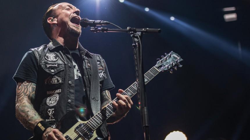 Volbeat släpper nytt och kommer till Sverige