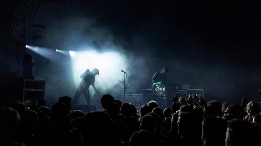 Crystal Castles ställer in turné efter våldtäkts-anklagelser