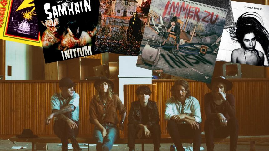 """COVER ME: INVSN listar sina fem favoritomslag och berättar om bilden till """"Immer Zu"""""""