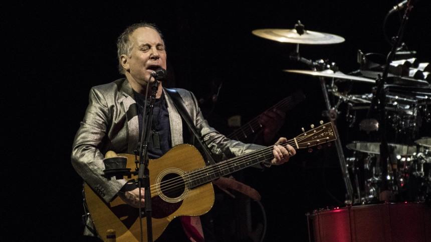Paul Simon ger en sista Sverigekonsert