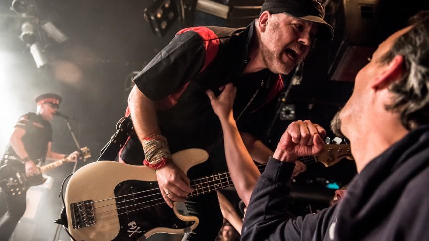 40 år som punkband ska firas med 2 spelningar