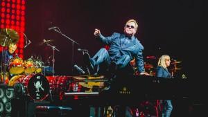 Elton John, Saab Arena, Linköping, 161112