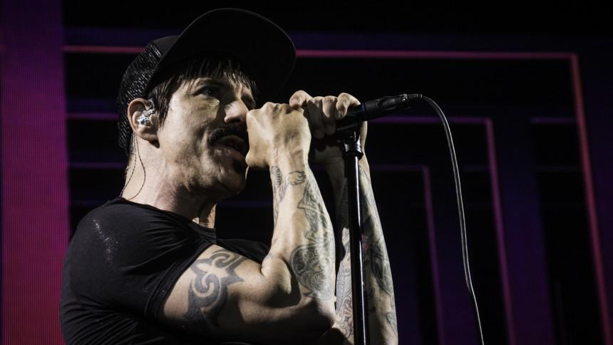 Red Hot Chili Peppers med goda nyheter