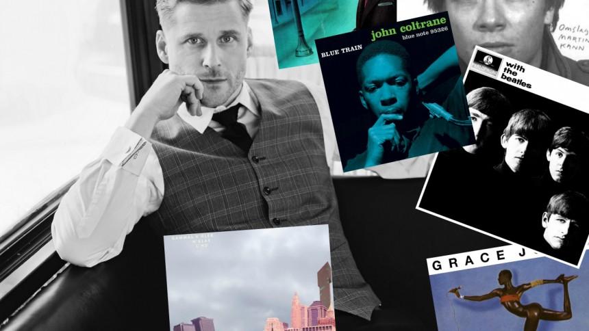 """COVER ME: Niklas Lind snackar 5 favoritomslag och om bilden till """"Gammal Kärlek"""""""