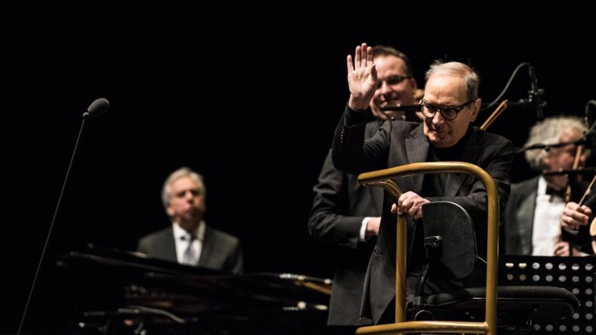 Ennio Morricone till Sverige för en sista konsert