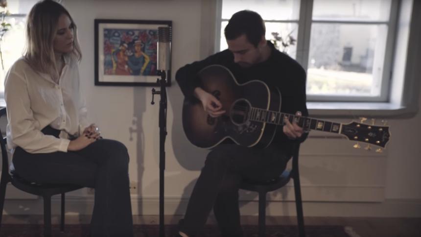 LUCKA 4: Selma & Gustaf delar ut en riktig Oasis-klassiker