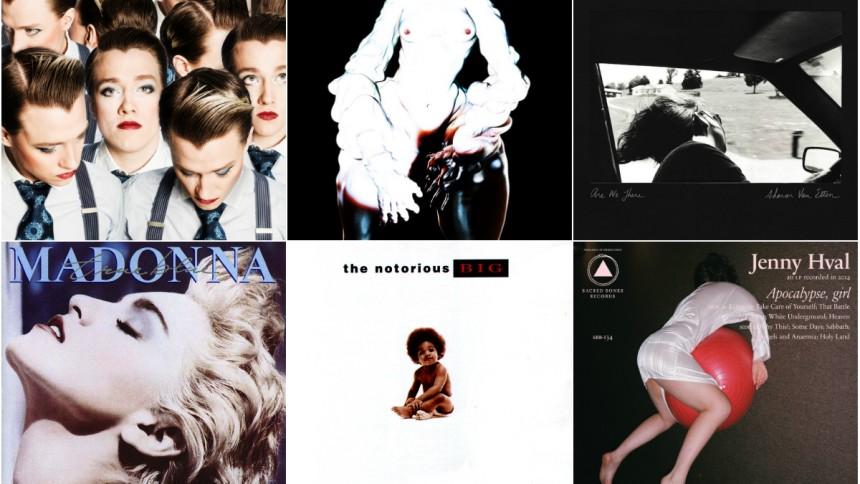 """COVER ME: Här är Ms Henriks 5 favoritomslag – och tankar kring """"Fake And Copy""""-bilden"""