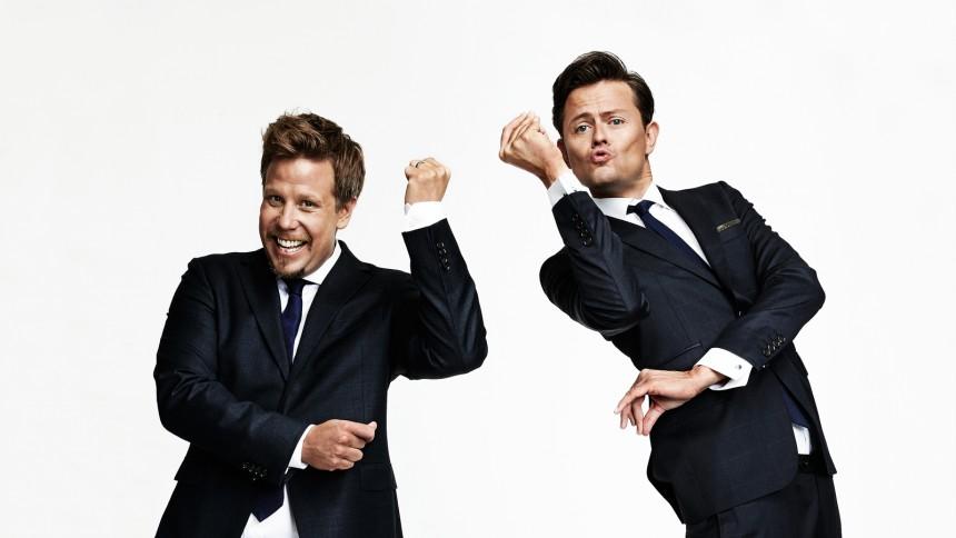 Filip och Fredriks auktion slog Musikhjälpenrekord