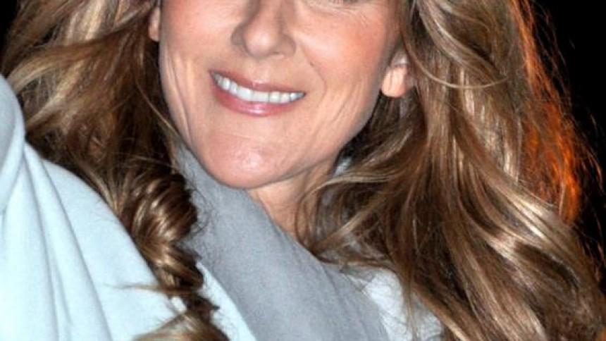 Céline Dion till Sverige