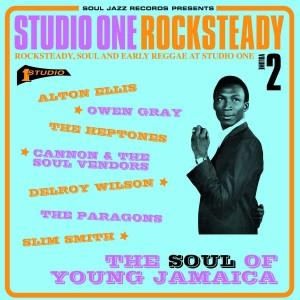 Diverse Artister: Studio One Rocksteady 2