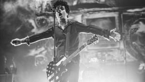 Green Day - Globen, Stockholm, 170127