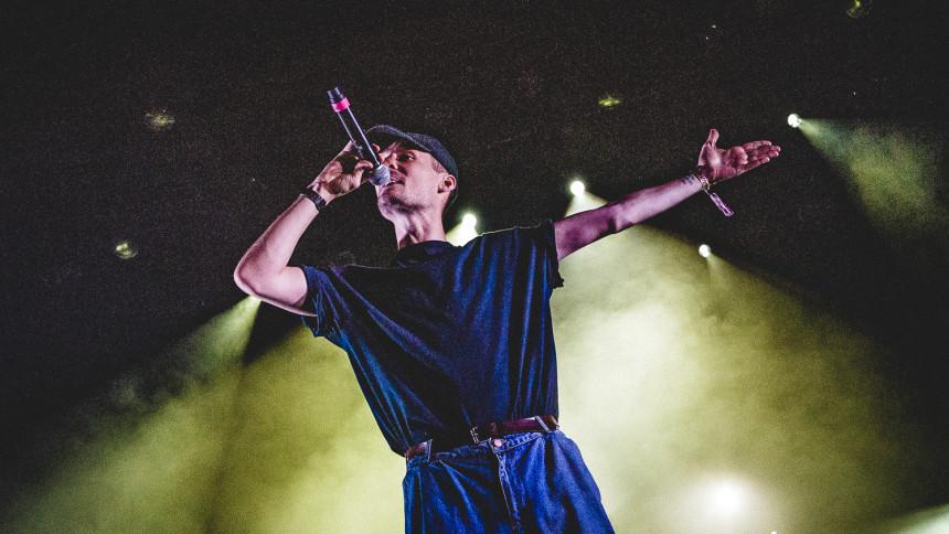 Hiphop på svenska går hem i USA – nu gör Broder John klassisk festival