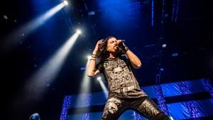 Dream Theater - Malmö Arena, 170216