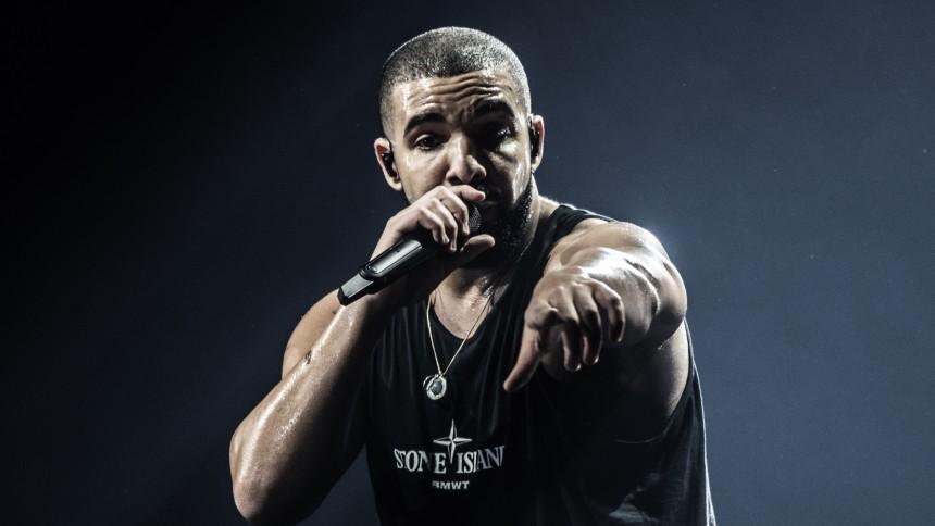 Nu är Drake historisk – igen
