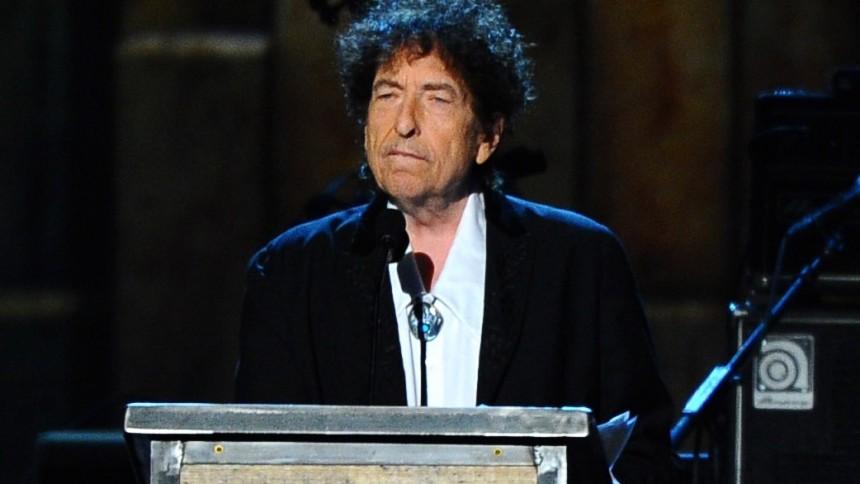 Bob Dylan med goda nyheter