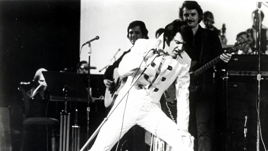 Elvis Presley + Sverige = sant!