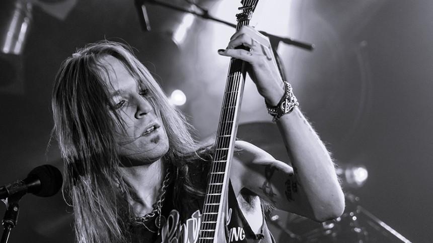 Children Of Bodom-frontaren Alexi Laiho är död – blev 41 år gammal