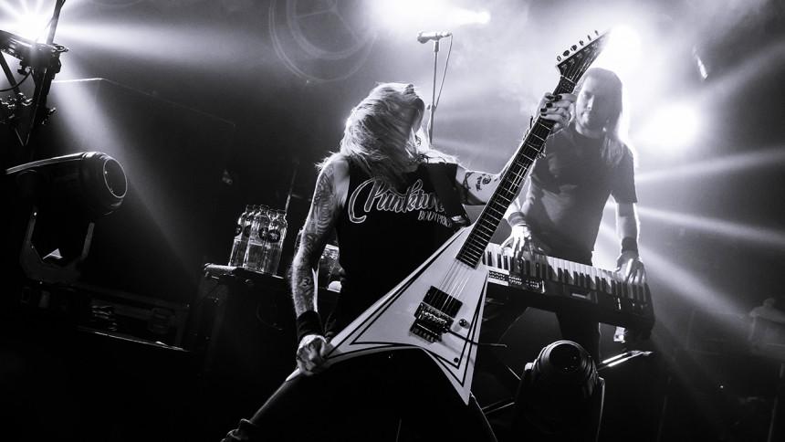 Ny tung bokning till Gefle Metal Festival