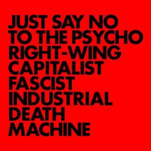 Gnod: Just Say No To The Psycho Right-Wing Capitalist Fascist Industrial Death Machine