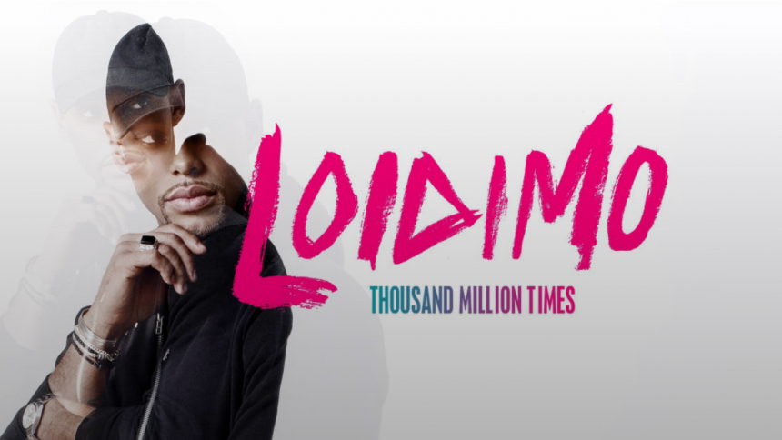 LÅTPREMIÄR: Loidimo - Thousand Million Times