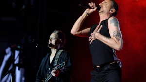 Depeche Mode - Friends Arena, Stockholm, 170505