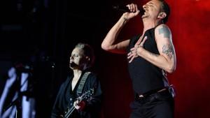 Depeche Mode - Friends Arena, Stockholm, 170505