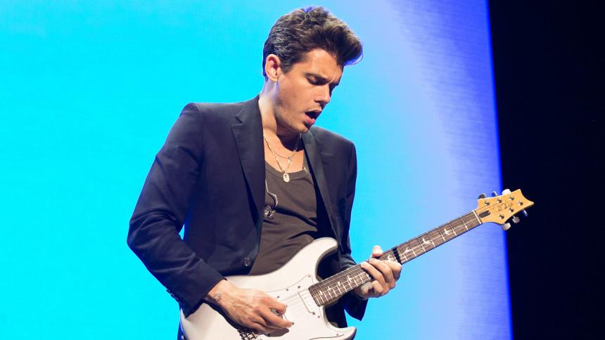John Mayer till Sverige