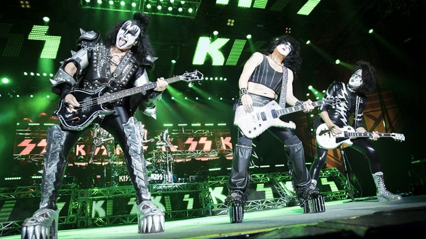 Är detta slutet för Kiss?