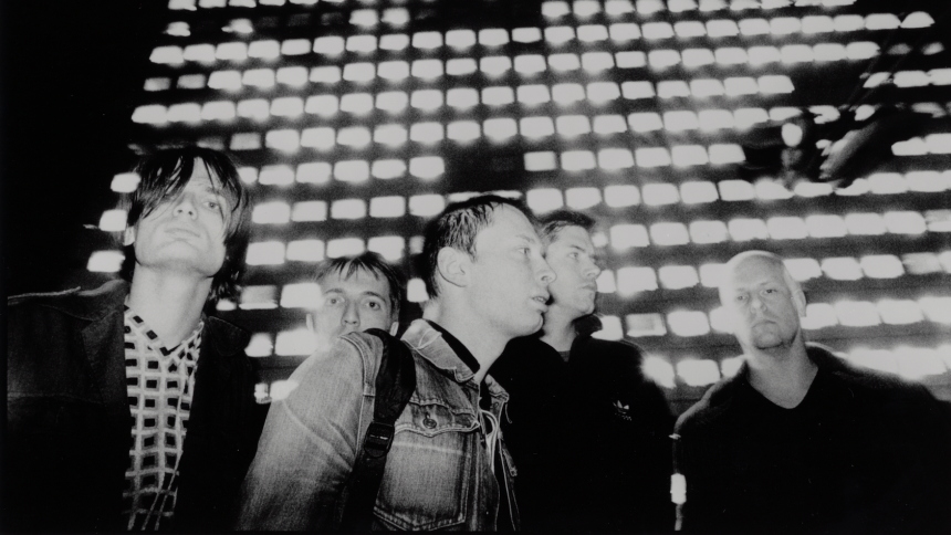 Radiohead öppnar bibliotek – på nätet