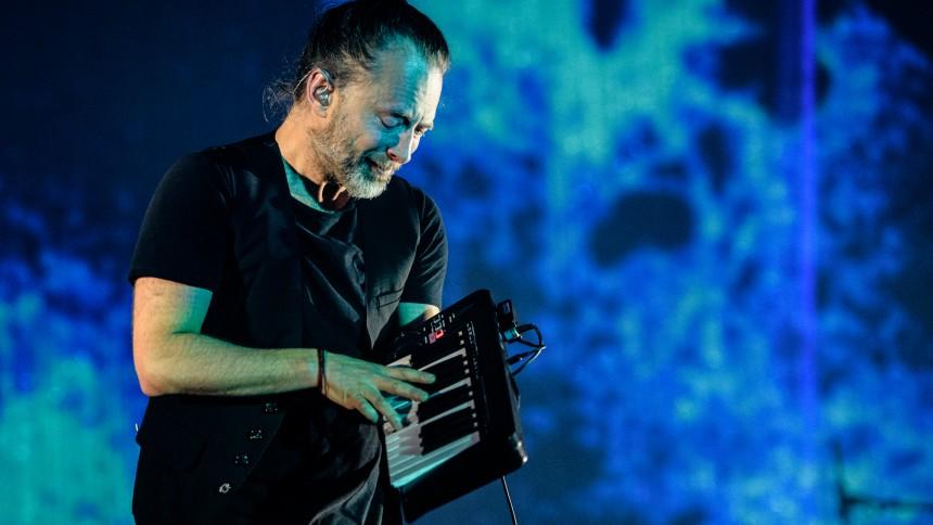 Radiohead återvände till Sverige och elden tändes på nytt