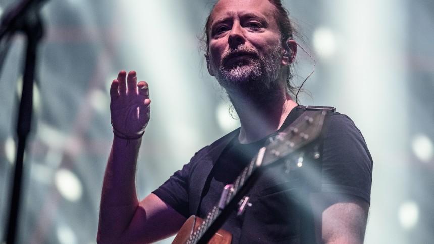 Radiohead-frontaren ilsk på Spotify