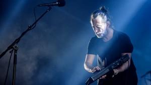Radiohead - Globen, Stockholm, 170609