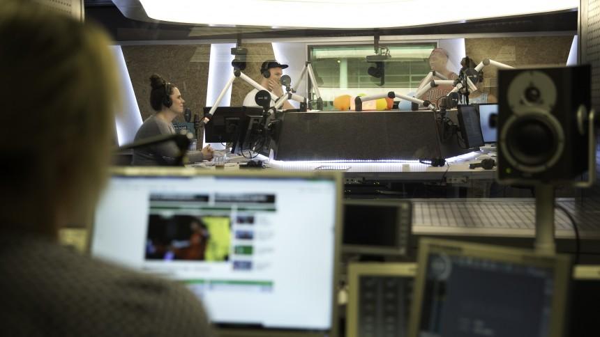 Danmark lagger ner radiokanaler