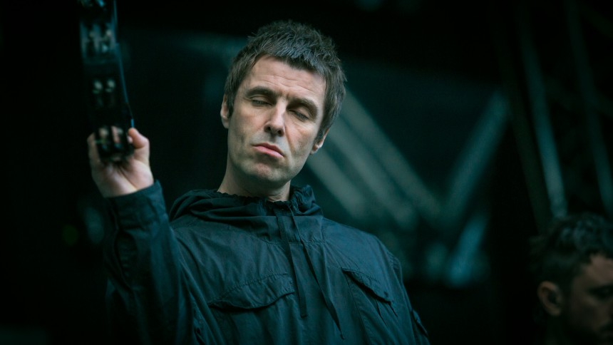 Liam Gallagher till Sverige