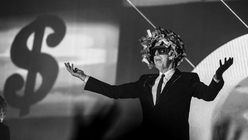 Pet Shop Boys till Sverige