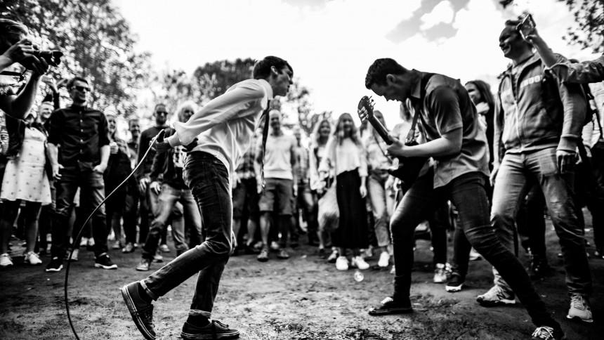 Livefavoriten gör Sverige och släpper album