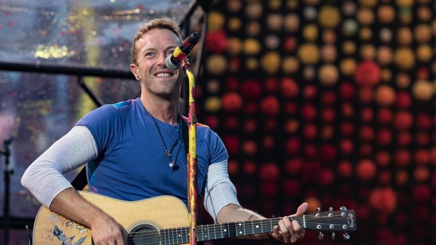 Kryptiskt meddelande exalterar Coldplay-fans