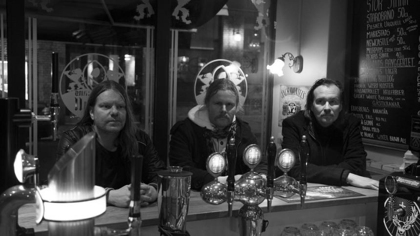 """Spelar in nytt album – """"ska nog vara klart innan lunch"""""""