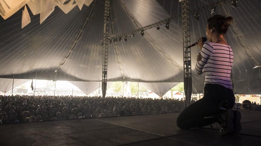 Nya festivalen Garden knyter ihop säcken med hyllad akt