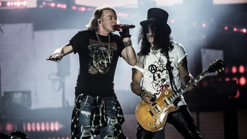 Guns N'Roses slår Youtube-rekord